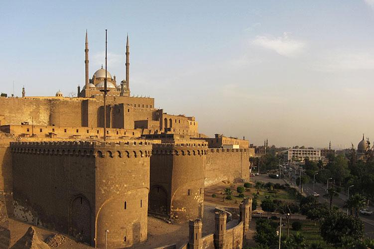 Salah Al-Din Al-Ayoubi Castle-cairo-egypt