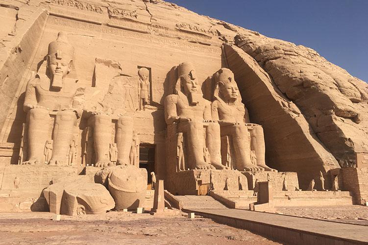 Abu Simbel-aswan-Egypt