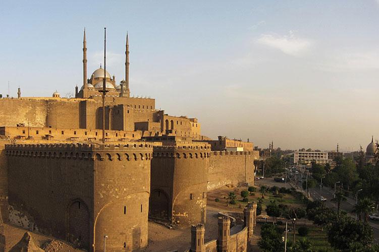 salah el din citadel cairo egypt