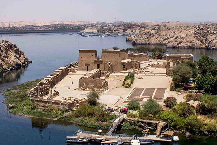 horus temple edfu aswan egy[t