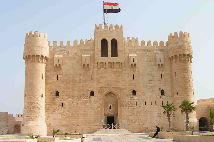 qaitbay-citadel-alexandria-egypt