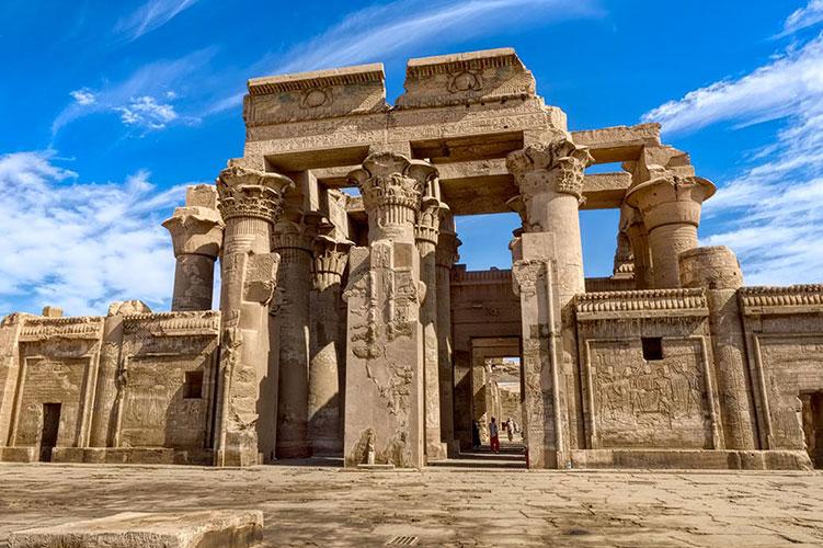 phiala temple aswan