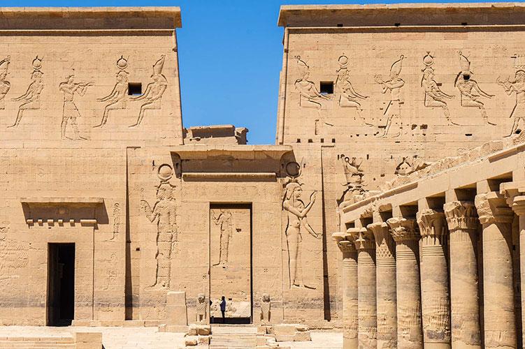 edfu temple aswan