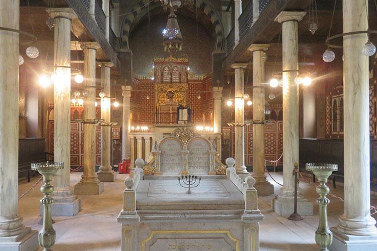 ibn ezra synagogue