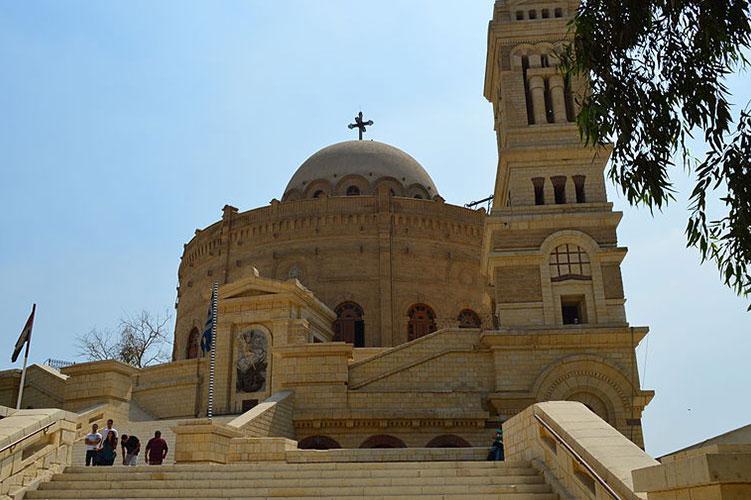 catholic church cairo