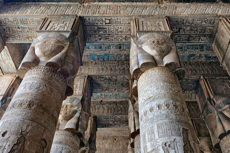 dendera and abydos egypt