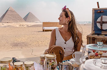 luxury tour package to egypt