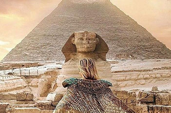 half day tours to giza pyramids and sphinx