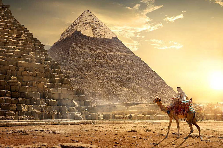 the great pyramid egypt