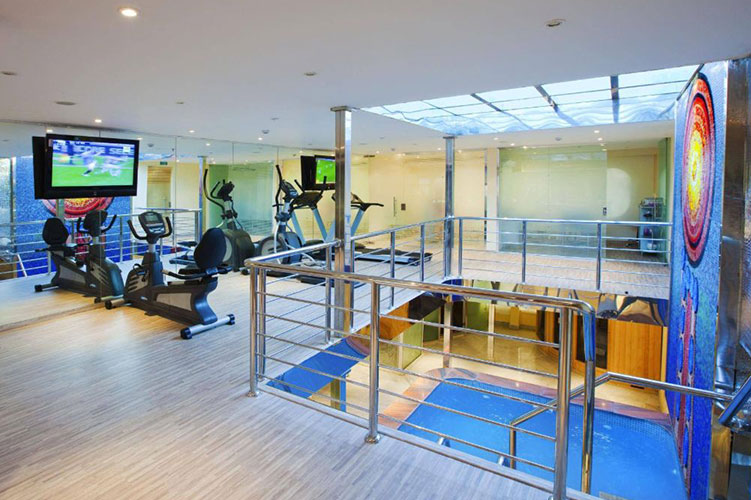 Al Hambra Nile Cruise gym