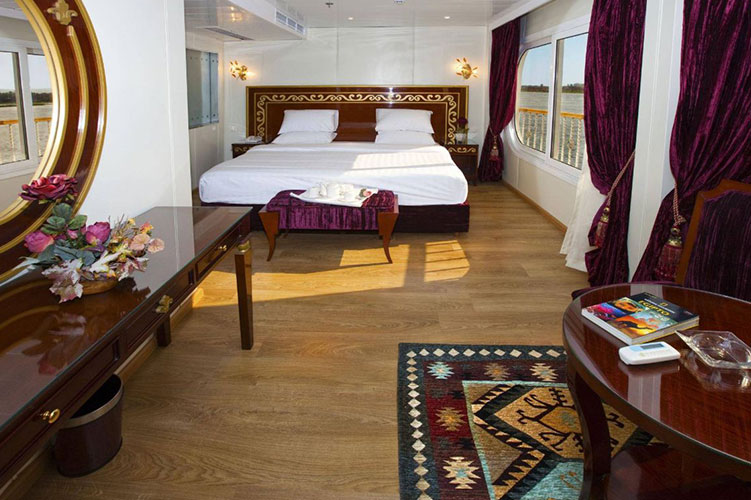 Al Hambra Nile Cruise luxury
