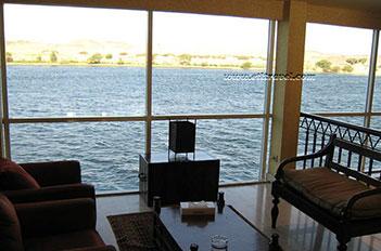 Al-Kahila-Nile-Cruise nile view