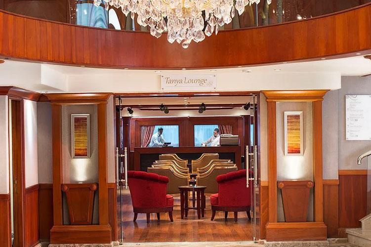 MS Amwaj Living Stone Nile Cruise