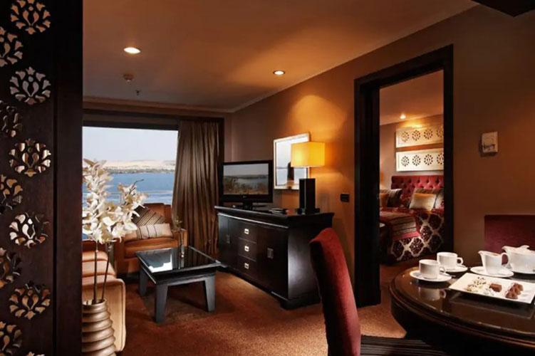 Steigenberger-Omar-El-Khayam-Lake-Nasser-Cruise room