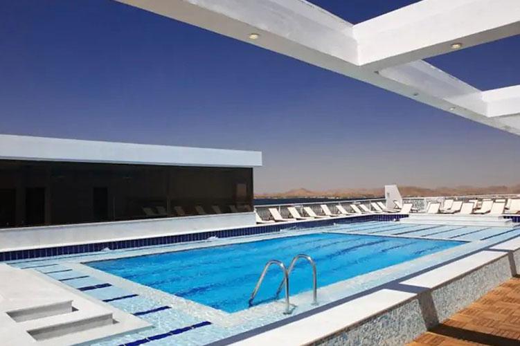 Steigenberger-Omar-El-Khayam-Lake-Nasser-Cruise upper deck